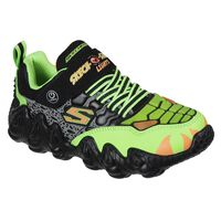 Tenis Skechers S Lights: Skech-O-Saurus Lights para Niño