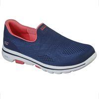 Calzado Skechers Go Walk 5 - Pioneer para Mujer