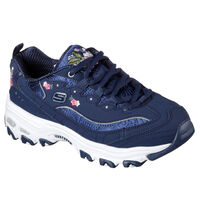Tenis Skechers Womens Sport: D'Lites - Bright Blossoms para Mujer