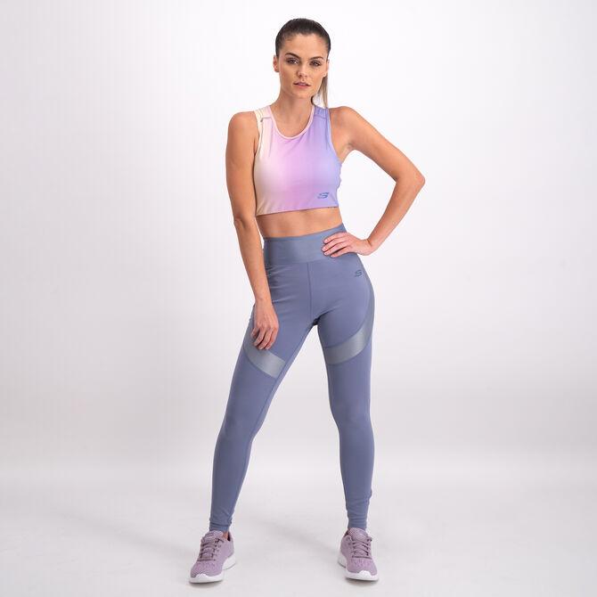 Crop Top  Skechers Sport  Fitness para Mujer