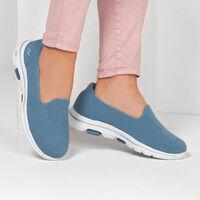 Calzado Skechers Go Walk 5 - Blessed para Mujer