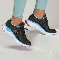 Tenis Skechers Sport: Solar Fuse - Brisk Escape para Mujer