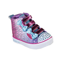 Bota Skechers Twinkle Toes: Twinkle Breeze 2.0 - Unicorn Bliss para Niña