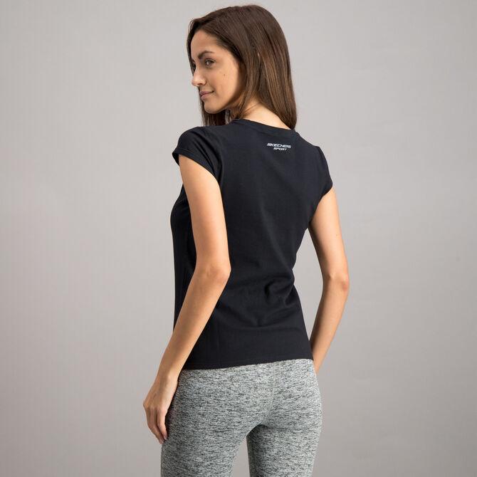 Playera Skechers Sport Running para Mujer