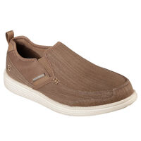 Tenis Skechers RELAXED FIT USA M STATUS para Hombre