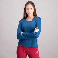 Playera Skechers Manga Larga Sport Running para Mujer