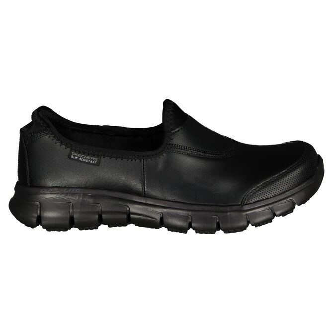 Calzado Skechers Relaxed Fit Work: Sure Track para Mujer