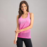 Playera Sin Mangas Skechers Sport Running para Mujer