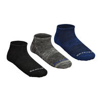 Tin Invisible Skechers Sport 3 Pack para Hombre