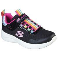Tenis Skechers Sport: Dynamight 2.0 - Rockin' Rainbow para Niña