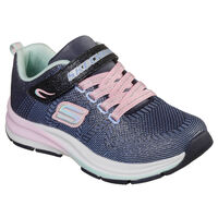 Tenis Skechers Girl Sport: Double Strides - Duo Dash para Niña