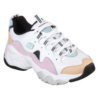 Tenis Skechers D'Lites 3 - Zenway para Mujer