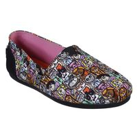 Calzado Skechers Bobs for Cats: Plush - Cats of Ages para Mujer